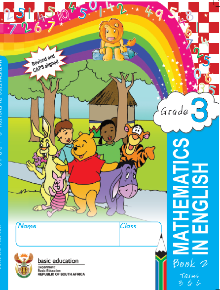 mathematics grade 3 english book 2 term 3  u0026 4